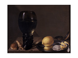 Still Life with Wine Glass, 1628 Giclee Print by Jan Davidsz. de Heem