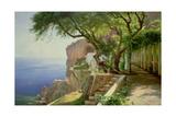 Amalfi Giclee Print by Carl Frederick Aagaard