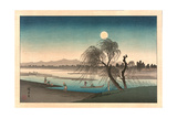Fukeiga Giclee Print by Utagawa Hiroshige