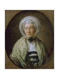 Mrs Robert Hingeston, 1787-88 Giclee Print by Thomas Gainsborough