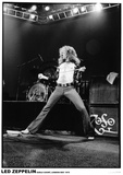 Led Zeppelin - Robert Plant - Earls Court 1975 Posters