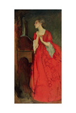 The Lady Anne, 1899 Giclee Print by Edwin Austin Abbey