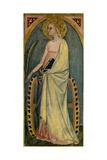 St. Katharine, C.1400 Giclee Print by Giovanni di Paolo di Grazia