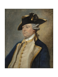 Portrait of Augustus Hervey, 3rd Earl of Bristol Giclee Print by Gainsborough Dupont