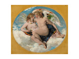 Cupid and Psyche, 1821 Giclee Print by William Etty