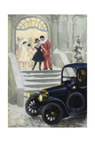 After the Ball, 1917 Giclee Print by Paul Fischer