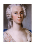 Philippine Antoinette, 1748 Giclee Print by Gottlieb Friedrich Bach