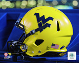West Virginia Mountaineers Helmet Photo