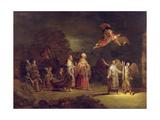 The Magi Going to Bethlehem Giclee Print by Leonard Bramer