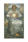 The Angel of the Sea, 1906 Giclee Print by Edward Reginald Frampton