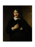 Portrait of a Man, 1654 Giclee Print by Govaert Flinck