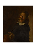 The Laughing Toper, 18th Century Giclee Print by Frans Hals