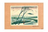 Fukeiga Giclee Print by Katsushika Hokusai