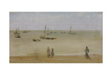 The Seashore, 1883-85 Giclee Print by James Abbott McNeill Whistler