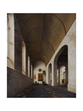 St Antoniuskapel in the St Janskerk Giclee Print by Pieter Jansz Saenredam