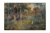 Child in the Bush, 1913 Giclee Print by Frederick McCubbin