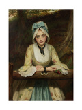 The Trysting Place, 1878 Giclee Print by Charles Sillem Lidderdale