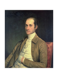 John Jay, 1786 Giclee Print by Joseph Wright of Derby