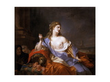 Dido on the Pyre, 1775 Giclee Print by Johann Heinrich Tischbein