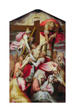 Descent from the Cross Giclee Print by Taddeo Zuccaro