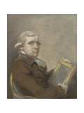Self-Portrait Aged 31, 1783-4 Giclee Print by John Raphael Smith