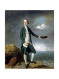 Sir Francis Holvering Giclee Print by Johann Zoffany