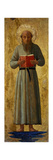 A Saint, V.1435-40 Giclee Print by  Fra Angelico