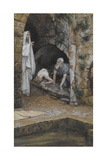 The Man with an Infirmity from 'The Life of Our Lord Jesus Christ' Giclee Print by James Jacques Joseph Tissot