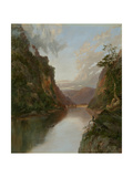 On the Nepean, New South Wales, 1881 Giclee Print by William Charles Piguenit