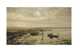 Marsh Near Putte Giclee Print by Jacobus Vrel