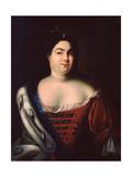 Catherine I Giclee Print by Johann Heinrich Wedekind