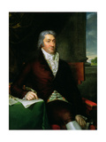 Robert Livingston, 1804 Giclee Print by John Vanderlyn