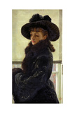 Mavourneen, Portrait of Kathleen Newton, 1877 Giclee Print by James Jacques Joseph Tissot