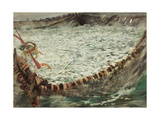 Study for 'Pilchards', C.1897 Giclee Print by Charles Napier Hemy