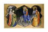 The Flight into Egypt, C.1405 Giclee Print by Lorenzo Monaco