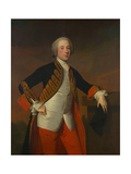 Portrait of a Gentleman, 1745 Giclee Print by Allan Ramsay