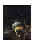 Still Life with Chinese Porcelain Box, 1662 Giclee Print by Willem Kalf