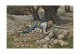 The Hidden Treasure from 'The Life of Our Lord Jesus Christ' Giclee Print by James Jacques Joseph Tissot