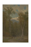 Landscape, 1886 Giclee Print by Thomas Worthington Whittredge