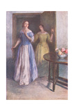 Lorna Stood before Me, 1939 Giclee Print by William Sewell