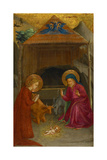 The Nativity, C.1425-30 Giclee Print by  Fra Angelico