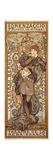 Lorenzaccio, 1896 Giclee Print by Alphonse Mucha