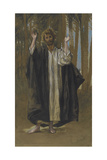 Saint Simon from 'The Life of Our Lord Jesus Christ' Giclee Print by James Jacques Joseph Tissot