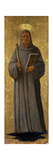 St. Bernard of Clairvaux, C.1435-40 Giclee Print by  Fra Angelico