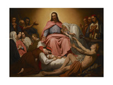 Christus Consolator, 1851 Giclee Print by Ary Scheffer