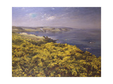 Summer on the Firth of Fourth Giclee Print by Charles Martin Hardie