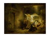 The Dream of Joseph, 1645 Impressão giclée por  Rembrandt van Rijn