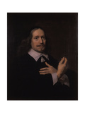 Portrait of a Man Giclee Print by Bartolomeus Van Der Helst