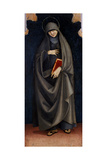 St. Clare, C.1515-20 Giclee Print by Luca Signorelli