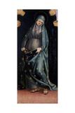 St. Casilda, C.1515-20 Giclee Print by Luca Signorelli